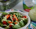 AvoGarlic Yogurt Dressing