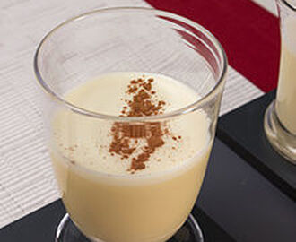 Christmas Dishes - Eggnog