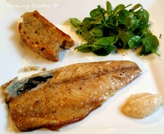 Easy Cold-Smoked Mackerel Fillets