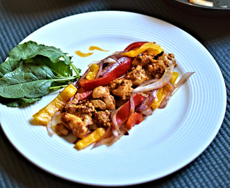 Healthy Chilli Chicken