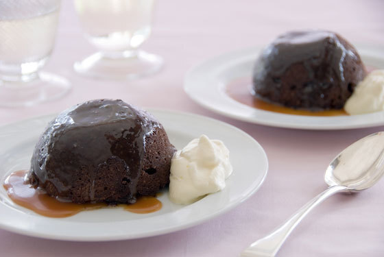 Caramel Steamed Pudding – Radio Live