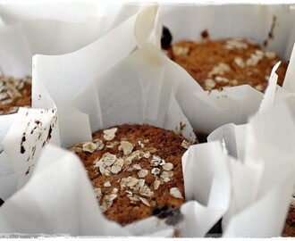 Blueberry & Oat Muffins …