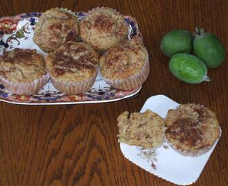 Feijoa Muffins – The Best