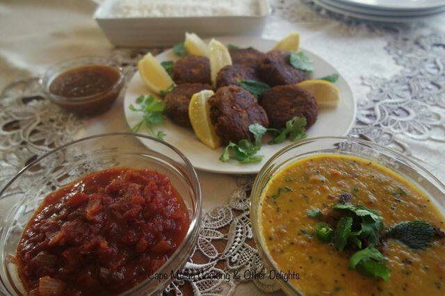 Fish Frikadel (Fish Cakes)