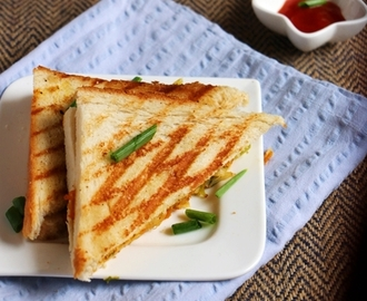 Onion sandwich recipe | Easy snack recipes