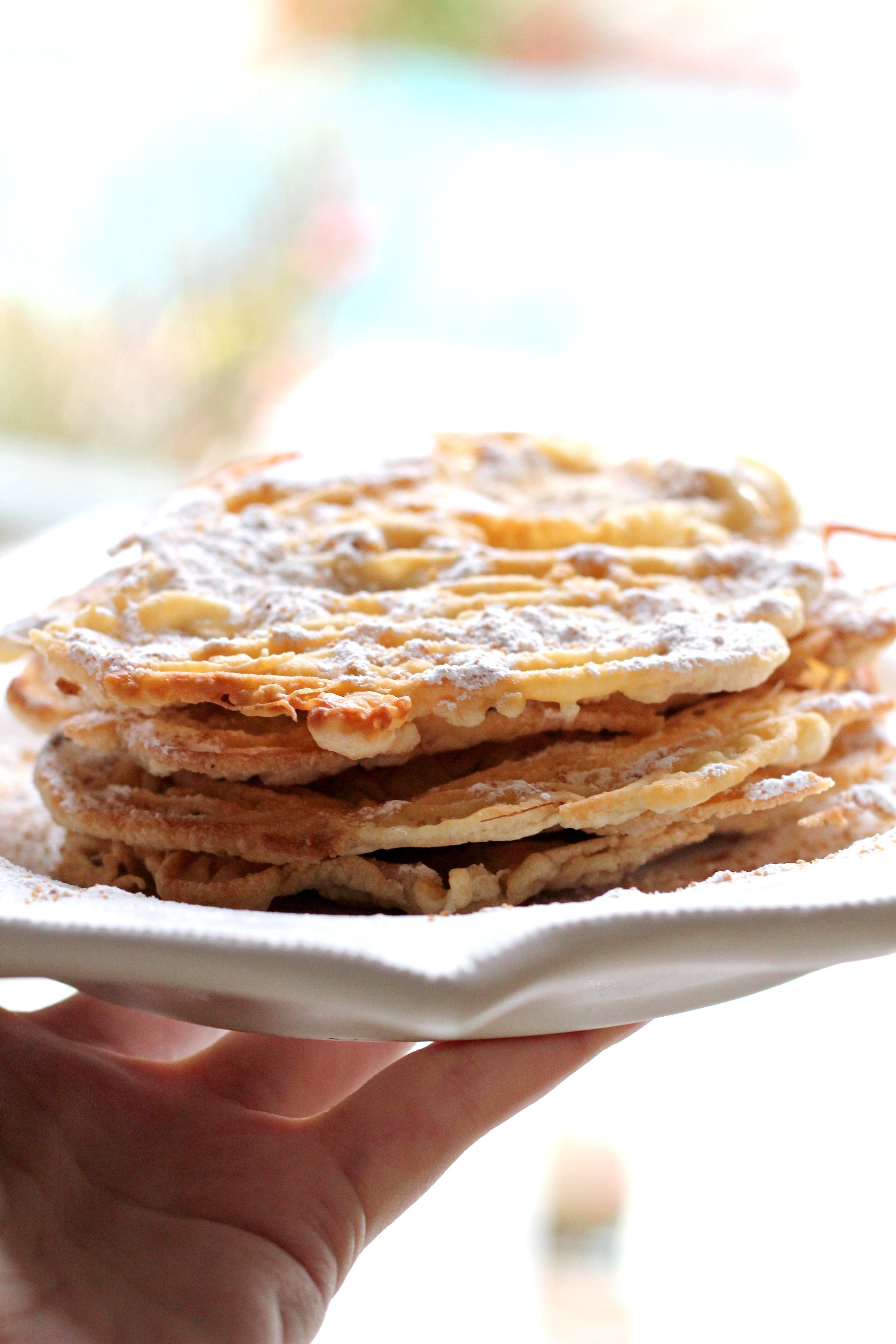 Paleo Funnel Cakes – from Down South Paleo