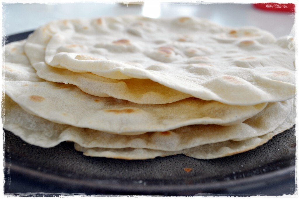Fresh Flour Tortillas …
