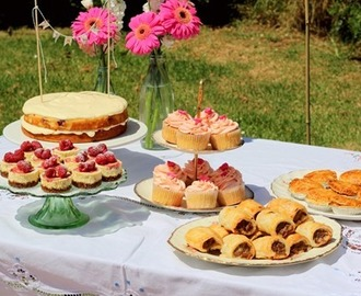 Queen's Birthday Weekend Baking Inspiration: High Tea