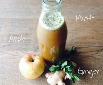 RECEPT: Apple Bomb Sap