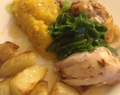 Sundried Tomato and Herby Roast Chicken
