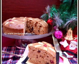 Dundee Cake ~ The Famous Scottish Fruit Cake