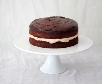 Chocolate Beetroot Fudge Cake