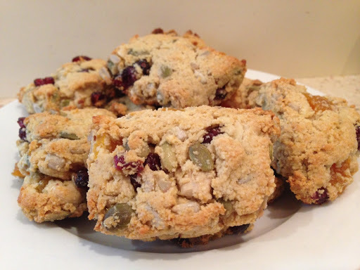 Recipe: Healthy Choice: Muesli Scones