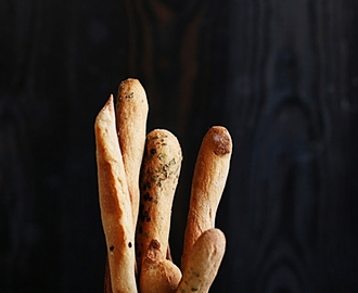 bread sticks recipe | soup sticks recipe