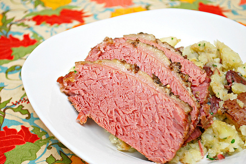 Instant Pot: Beer Braised Corned Beef