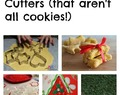 C is for Christmas Cookie Cutter Crafts