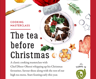 Cooking Masterclass – The Tea Before Christmas