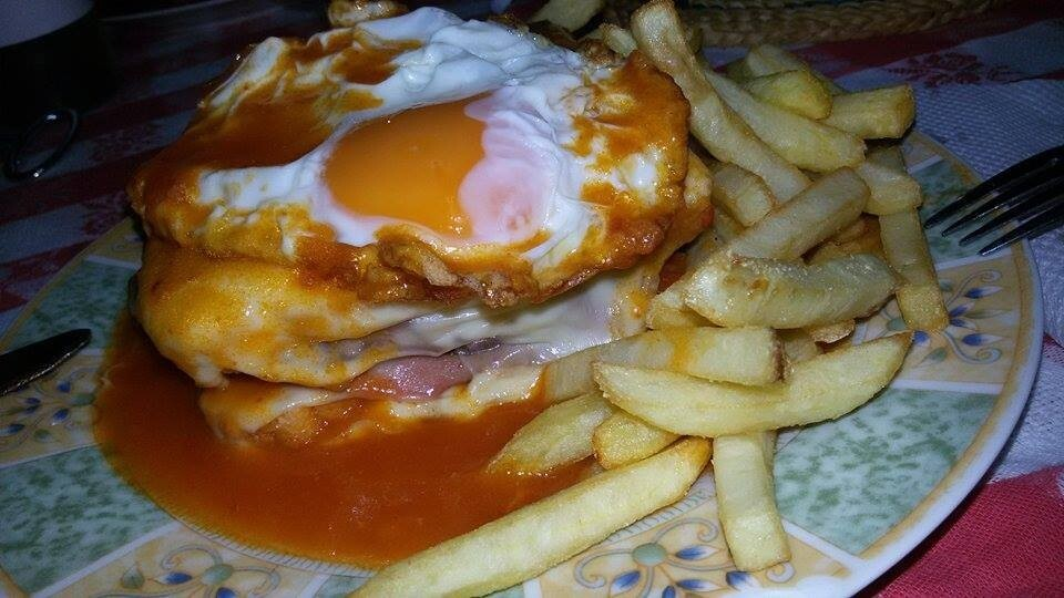 Francesinha á Moda do Porto