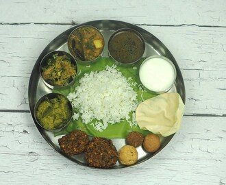 Different types of diets and where would Indian food fit?