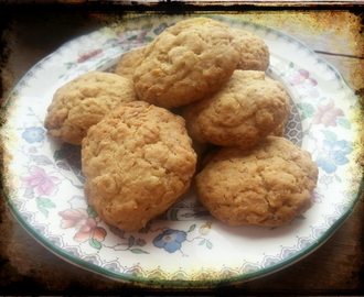 Recipe: ANZAC Biscuits – whipple style