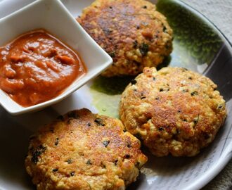 Paneer Cutlet – Easy Paleo Recipes
