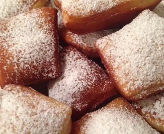 Traditional Beignets