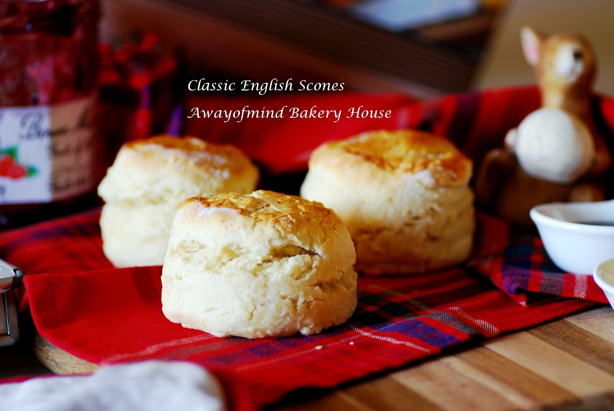 Classic English Scones