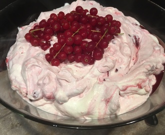 Eton Mess maar dan net even anders
