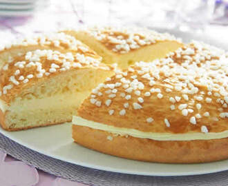 Tarte Tropezienne light au thermomix