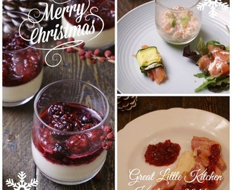 Great Little Kitchen Kerstmenu 2016