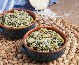 Spain: The Cookbook Review and Arroz con Acelgas (Spanish Rice with Swiss Chard)