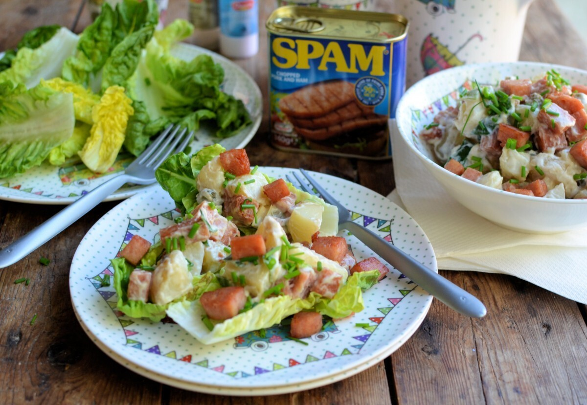 Potato Salad with SPAM®