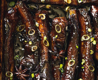 Gordon Ramsay: kleverige spareribs