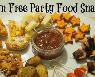 Seven Syn Free party food snacks {Slimming World}….