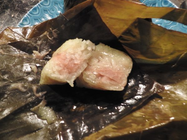 Sticky Rice With Taro Recipe