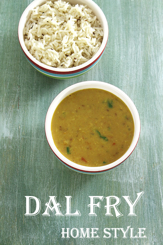 Home style Dal fry recipe