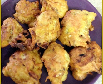 Cabbage Pakora | Quick appetiser recipes | Vegan , GF snack
