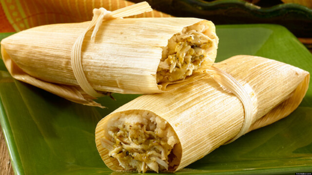 Authentic Recipes for Tamales - Green Tamale