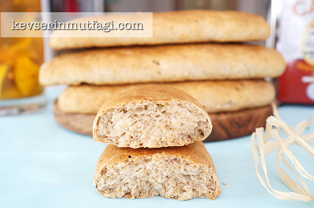 Whole Wheat Flour Sandwich Bread Recipe