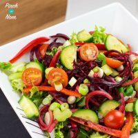 Syn Free Spiralized Apple and Beetroot Salad | Slimming World
