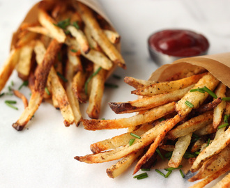 How-to Make Perfect French Fries