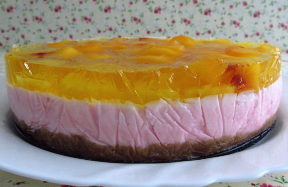 Pudding, gelatin and fruit semifreddo | Food From Portugal