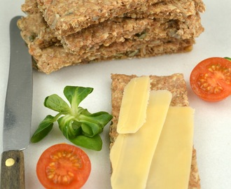 Homemade crackers - foodblogswap
