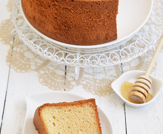 Ultra Soft Perfect Honey Chiffon Cake