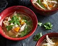 Smoked Chicken & Noodle Soup