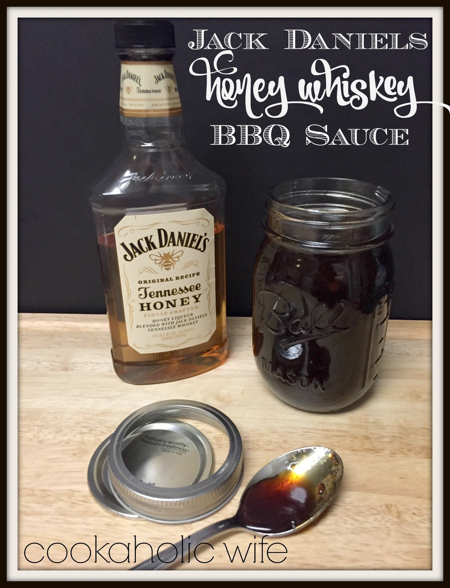 Jack Daniels Honey Whiskey BBQ Sauce