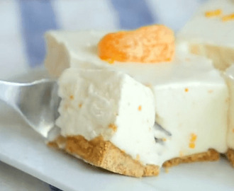 These No-Bake Creamsicle Bars Are Perfect for a Spring Party