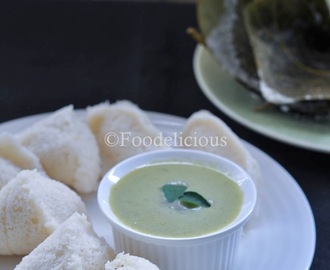 Idlis in Jackfruit Leaves-Stepwise; Khotte/Khotte Kadubu; Light Meal On Monday - Post 3