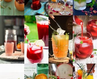 Mocktails Collective – 13 Non-Alcoholic Drinks