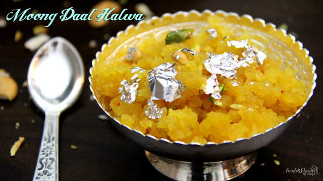 Moong Dal Halwa Recipe | How to make moong dal Halwa